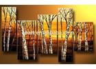 Hot Sales Landscape Oil Painting on Canvas
