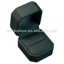 High End Plastic Ring Box with Factory Price