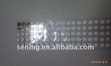 adhesive blackberry water damage indicator sticker