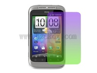HD FILM CLEAR SCREEN PROTECTOR FOR HTC WILDFIRE S G13 PHONE CASE