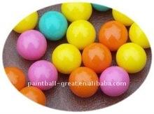 2000pcs/boxes three grade 0.68cal premium paintballs balls