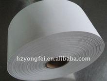 Dip coated nylon taffeta printing main label fabric