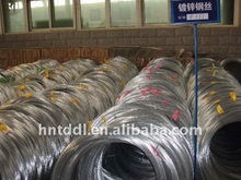 zinc coated steel wire