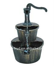 2-Tier Bucket Fountain