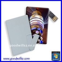 1gb business card usb flash memory Shenzhen factory price