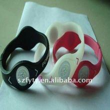 Custom style energy bracelets negative ion