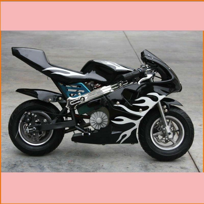 Flame Electric pocket bike