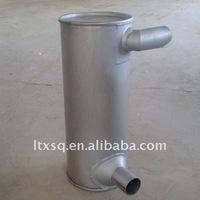 exhaust muffler for cat