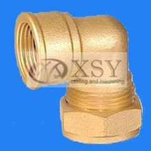 cast brass/copper pipe fittings