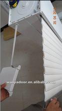 new design pvc windows roller shutter