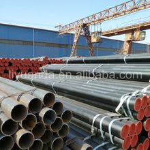 API 5L X52 ERW steel pipe