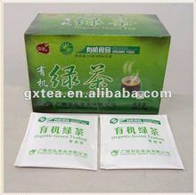 Organic Natural Green Tea Bags