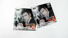 High quality cardboard cd sleeve with CD replication