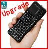 iPazzPort 2.4G Ultra Mini Wireless Keyboard with Touchpad & Laser Point