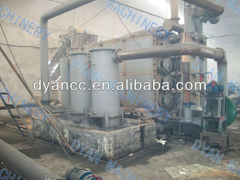 Energy saving continuous charcoal powder making machine with bottom price<different types>