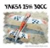 gp-gp008 YAK54 25% 30CC gas engine rc airplane