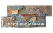 Rusty Slate Wall Tile & Wall Clabbing Stone