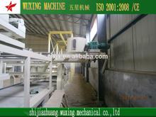 gypsum panel board sheet manufacturing equipment