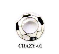 Soccar wild and crazy contact lens /14.2 mm color mix