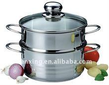 3pcs competitive taper cookware set