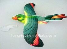 12 styles 3D paper gliding bird
