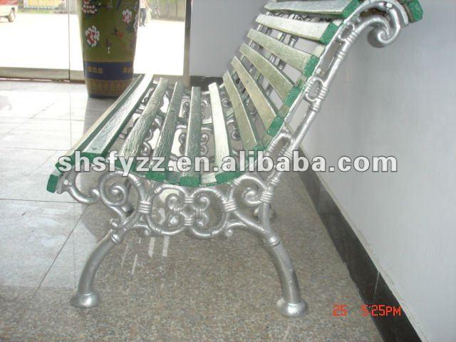 banco de jardim metal:Ferro fundido bancos de jardim-Cadeiras de metal-ID do produto