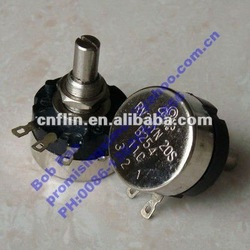 Cosmos Tokyo potentiometer single turn RV24YN 20S B254 250K