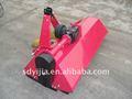 Flail cortador de caixa de velocidades de 105 a 195cm