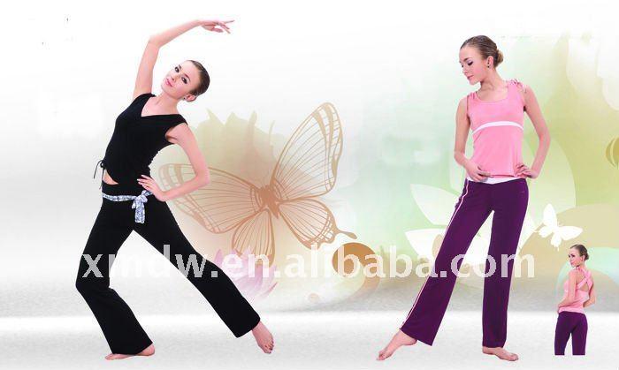 Sıcak Bayanlar Bayanlar Spor Yoga