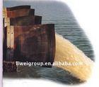 rubber duckbill valve of sewage outlet check