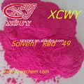 solvente rojo de pvc 49 del tinte