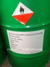 Mining Reagents 90% Sodium Isobutyl Xanthate(SIBX)
