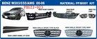 benz auto body kit for mercedes w203 body kits