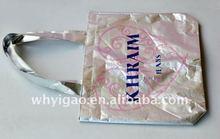 cartoon logo shopping bag