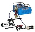 Paintball compressor de alta pressão, 300 4500 bar psi portátil ( novo )