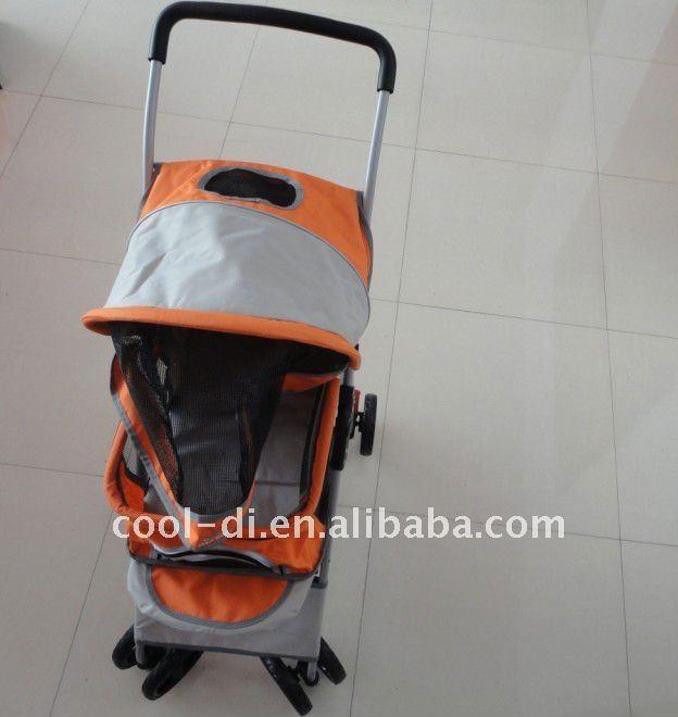 fabric pet carrier stroller bike for dogs KD0604031