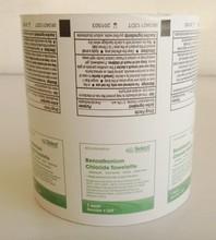 Medical Al foil paper roll for healthcare pads