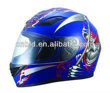 2013 new model Blue full face helmet/ABS motorcycle helmet/ motorcycle racing helmets BLD-888