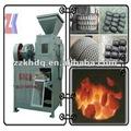 El polvo del carbón de leña briqueta de línea de producción con iso9001:2008 estándar