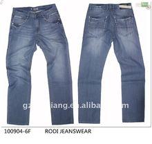 Men flexible denim jeans manufacturers robin jeans