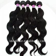 100% virgin malaysian hair weaving Dropship Supplier