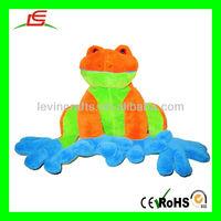D857 Plush Stuffed Frog - Softy Squishy Animal Toy
