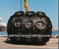 Maine rubber fender using in dock