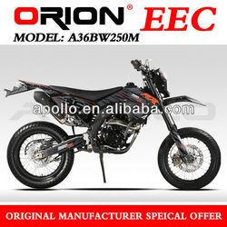 China Apollo Orion 250CC EEC Supermoto On Road Motorcycle Enduro (A36BW250M 17/17)