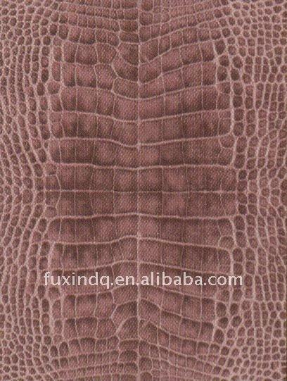imitation cuir carreaux muraux en céramique