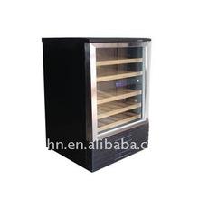 2012 HOT! Compressor Wine Cooler/Upright Wine Display Fridge