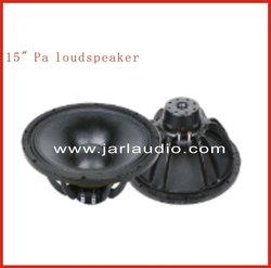 15 inch pa woofer speaker , neodymium magnet pa woofer , pa loudspeaker
