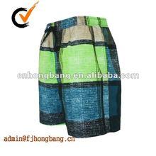 2012 100 polyester mens cargo shorts