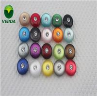 Diamond Magnetic Resin Shirt Button