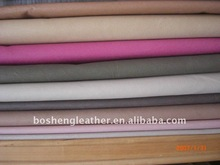 2015 soft and smooth pig split leather for shoes lining